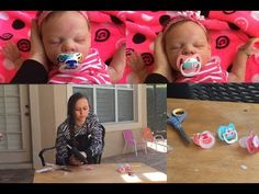 ***How to make a pacifier for your reborn baby doll!*** (DIY) - YouTube