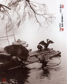 The late photographer Don Hong-Oai split his time between San Francisco and his native land of China in his later years, photographing the country in a classic way. Using an old Asian photography technique, Hong-Oai captured stunning scenery with an abundance of elements that echo traditional Chinese paintings.