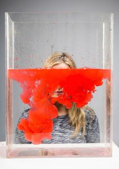 Experimental Portraits by Ellie Apolston-2 http://www.fubiz.net/2014/12/24/experimental-portraits-by-ellie-polston/