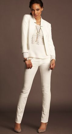 a5a1ade10f4f Lovely Winter White Taylor White, Ann Taylor, White Pants, White Dress,  White