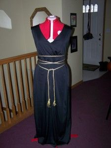 McCall's M3514 - Made in 2005 for my Roman Fire Fairy costume