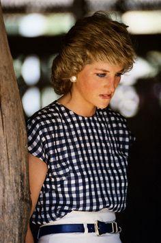 Diana's Pearl Earrings