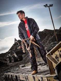 Cooles Workwear Outfit von Dickies