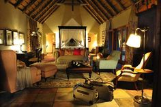 World's Best Hotels: Sabi Sabi Private Game Reserve Lodge Kruger National Park, South Africa Hotels And Resorts, Best Hotels, Private Safari, Sand Game, Unusual Hotels, Travel Specials, Game Lodge, Private Games, Cape Town