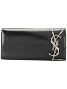 0930295055fa Saint Laurent Monogram Clutch - Farfetch