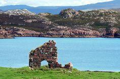 Ruin - Iona Isle