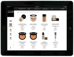 Sephora uses several recommendation kiosk systems in their stores to help visitors select the perfect fragrance or skin care product. Their Pantone ColorIQ system allows an associate in-store to scan a customer's skin to find an exact foundation color match.