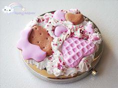 Collezione Sweet Overdose - Sweet Mirror #kawaii #cute #sweet #handmade
