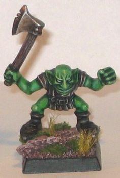 Hero Quest Goblin
