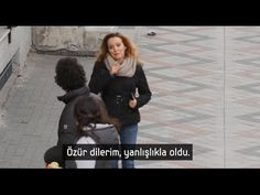 """""""Entire Neighbourhood Secretly Learns Sign Language To Surprise Deaf NeighborMuharrem, a deaf man living in Istanbul, just received a huge surprise when, one morning, everyone he bumped into in. Samsung, Istanbul, Learn Sign Language, Kids News, Hearing Impaired, Deaf Culture, Faith In Humanity, Experiential, Marketing"""