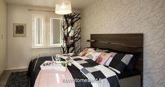 27 Älvsbytalo Suometar - Makuuhuone | Asuntomessut