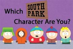South Park - Personality Quiz