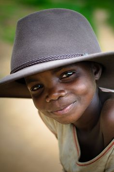 Eyes of an old Soul: Malawian Kids by MichaelCook87