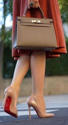 Hermes via /jena1125/. #Hermes #bags . this is how I dream