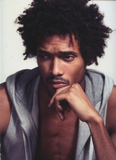 Awesome 1000 Images About Black Man Hairstyles On Pinterest Black Men Short Hairstyles Gunalazisus