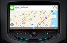 iOS in the Car sta per essere presentato sui nuovi modelli #ferrari, #volvo e #mercedes al salone di Ginevra