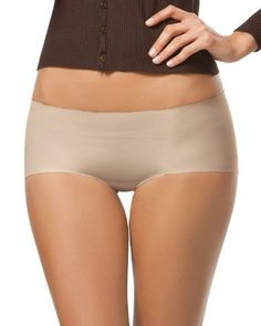 7fb11ced8a Leonisa Invisible Classic Panty with Intelligent Fabric - Nude