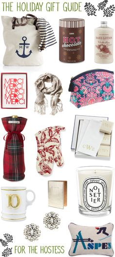 CHIC COASTAL LIVING: THE HOLIDAY GIFT GUIDE: For The Hostess