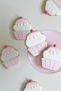 Sundae Cookies