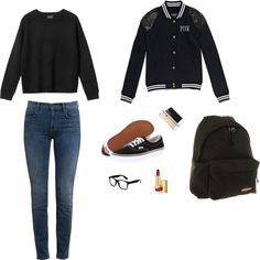 """outfit for winter"" by princesajessii2 on Polyvore"