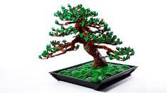 Bonsai tree http://lego.cuusoo.com/ideas/view/33733 #lego