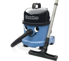 NUMATIC Charles CVC370 Cylinder Wet & Dry Vacuum Cleaner - Blue & Black, Blue: Top features: - Wet and dry… #Electrical #HomeAppliances