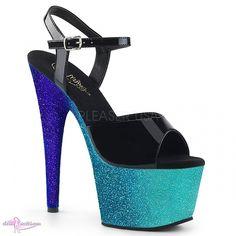 92ab13cfab4 Plateau High Heels Adore-709OMBRE Ein Pole Dane Heels perfekt für  Tabledance Girls!