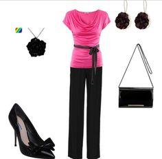 Pink & Black <3