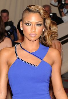 Cassie Ventura make up | Cassandra *Cassie* Ventura | Pinterest