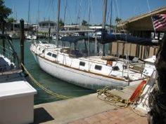 1976 50' Gulfstar 3 Cabin Ketch www.SailboatsinFlorida.com