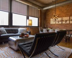 Wonderful Living Rug Sizing Guide. Region ChicagoChicago IllinoisChicago  LoftsEinrichtungstippsInnenarchitektur ...