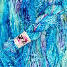 sock yarn, fingering weight yarn, Darling Nikki, Prince yarn Fingering Yarn, Blackbird, Finger Weights, Sock Yarn, Fiber, Prince, Studio, Etsy, Low Fiber Foods