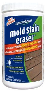Amazon.com: Concrobium Mold Stain Eraser, 22.9 oz: Home & Kitchen
