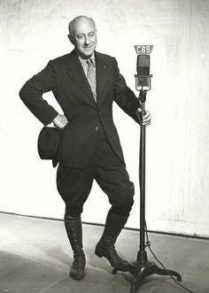 Cecil Blount DeMille, productor y director de cine estadounidense