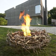 really amazing fire pit