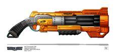 ArtStation - Nerf: Doomlands 2169 - Vagabond, Matty Devin Brown