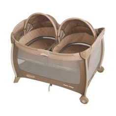 Graco Pack n Play Playard and Twins Bassinet - baby nursery ideas