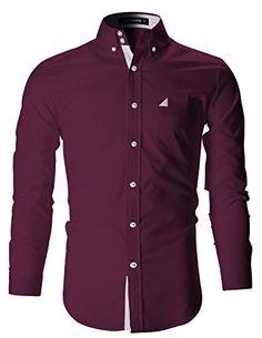 FLATSEVEN Mens Slim Fit Stretch Casual Dress Shirts (SH18... https://www.amazon.com/dp/B01H3EPE2O/ref=cm_sw_r_pi_dp_B0fHxbYNWYSHH