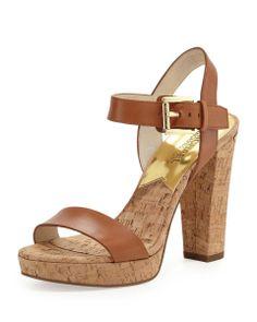 MICHAEL Michael Kors - London Sandal Botas Zapatos 8958c5d13502