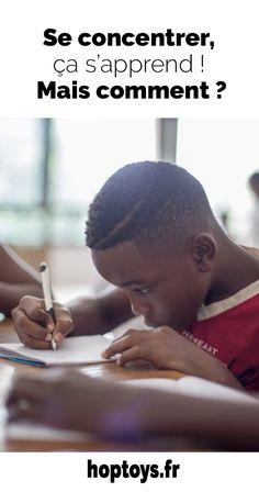 Nous pouvons tous perdre de l'intérêt, de la concentration et de l'attention en classe de temps en temps, mais pour certains élèves, c'est un vrai problème et un véritable obstacle à l'apprentissage. Alors, comment aider et soutenir ces apprenants ? Quelles compétences développer pour permettre au cerveau de se focaliser ? Découvrez nos conseils et approches utiles pour aider les enfants à se concentrer ! Parents, Education Positive, Attention, Positivity, Teaching, Desserts, Kids, Adhd, Dyscalculia