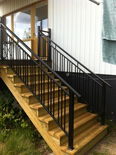 Best Wooden Steps Easy To Work With Mobile Home Stairs Are 400 x 300