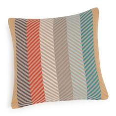 Cojín de algodón multicolor 50 x 50 cm LIO