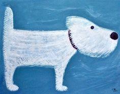 Dog Art Today Readers Dogs On Pinterest Dog Art