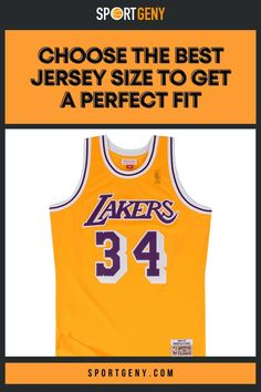 You like basketball jerseys but sometimes its hard to find the jersey that fits you perfect due to diffrent size variations and measurements. Here is a gudie to jerseys sizes that will help you to pick the best size that fits you. Basketball Video Games, Basketball Jersey, College Basketball, You Are Perfect, Perfect Fit, Adidas Nba Jersey, Best Jersey, Jersey Outfit, Adidas Brand