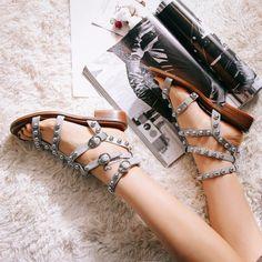 My Summer Shoe Wishlist Featuring FSJ Shoes – LipstickForLunch