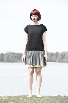Vietto eco fashion - photos - Modern Flapper Girl Dress