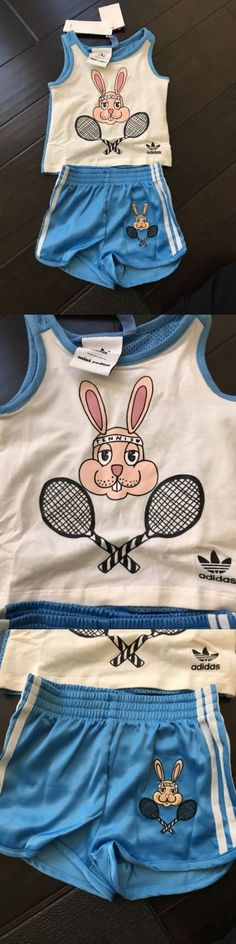 One-Pieces 163425: Adidas Mini Rodini Tennis Outfit New With Tags 12Moths -> BUY IT NOW ONLY: $60 on eBay!