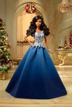 2016 Holiday Barbie™ Doll | The Barbie Collection