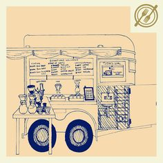 This Two-Horse Trailer Plans to Make Coffee a Vehicle for Conversation | GOOD