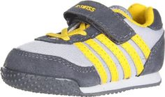 KSwiss 23074 Whitburn VLC Running Shoe InfantToddlerGrey10 M US Toddler *** You can get more details by clicking on the image.Note:It is affiliate link to Amazon.